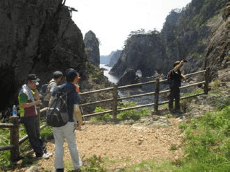 immagine: Esplorazione a piedi della natura di Kitayamazaki