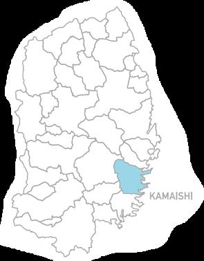 карта: Префектура Iwate (Побережье Санрику)